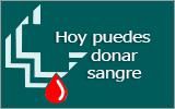 Hoy puedes donar sangre