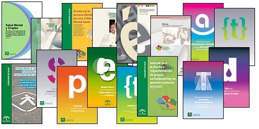 El Catálogo de publicaciones del Servicio Andaluz de salud