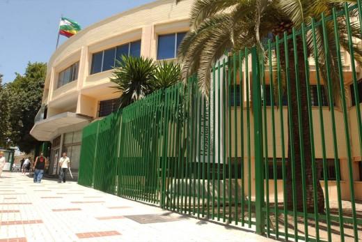 Centro Periférico de Especialidades San José Obrero