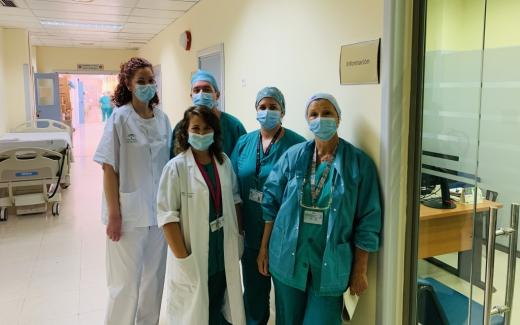 El Hospital Virgen de la Victoria pone en marcha un programa de atención