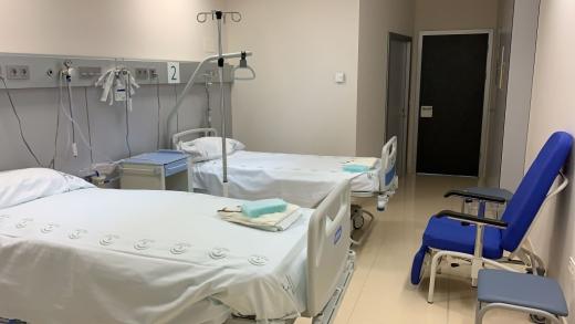 El Hospital Virgen de la Victoria dispondrá de más de un centenar de camas
