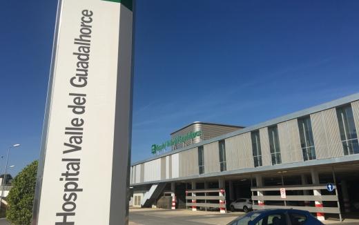 El Hospital Valle del Guadalhorce ha atendido a más de 37.000 pacientes