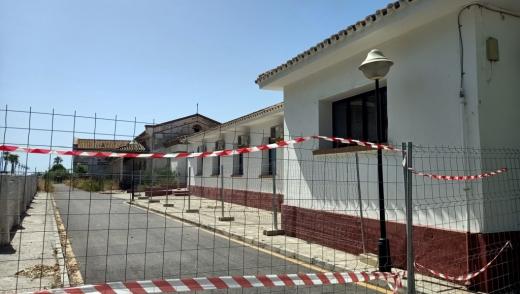 El Hospital Marítimo traslada de forma provisional el área de consultas externas