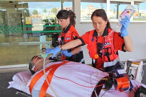 061. Empresa Pública de Emergencias Sanitarias