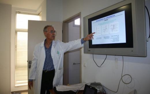 Antonio Quiñonero Díaz, facultativo especialista de Urología