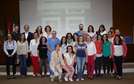 Profesionales sanitarios de diversas categorías actualizan en Málaga