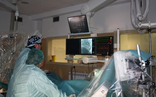 Unidad de Gestión Clínica del Corazón y Patología Vascular del Hospital Regional