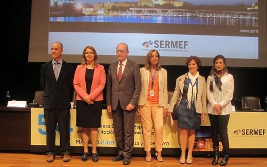 El 54 Congreso de la Sociedad Española de Medicina Física y Rehabilitación