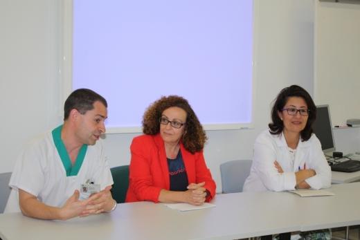 Sesión inaugural del curso de Control de Calidad en Radiodiagnóstico