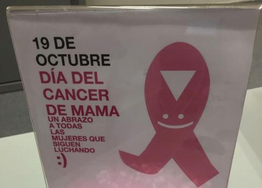 19 de Octubre. Día del Cáncer de Mama