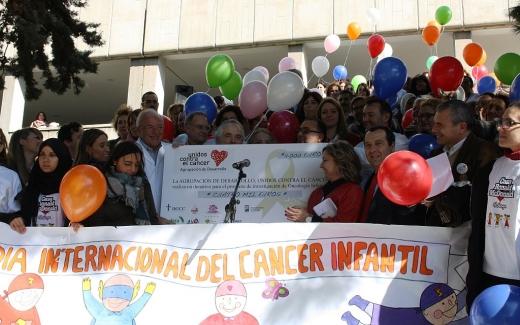 Acto de celebración Hospital Materno Infantil de Málaga