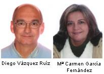 Diego Vázquez Ruíz y María del Carmen García Fernández