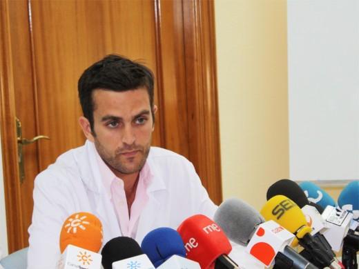 Enrique Herrera Acosta, Director de la Unidad de Gestión de Dermatología