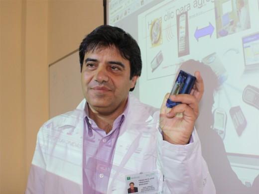 Francisco Tinahones Madueño, jefe del Servicio de Endocrinología del Hospital
