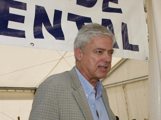 Doctor Rafael del Pino, director del área de Salud Mental del Hospital