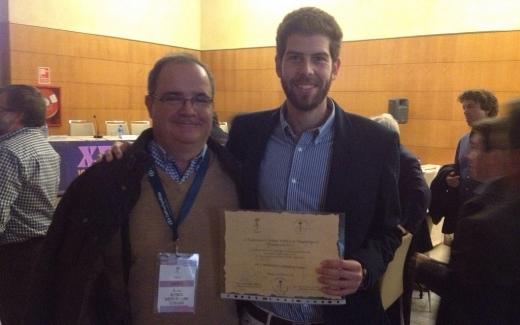 Entrega del Premio Sociedad Andaluza de Traumatología y Ortopedia