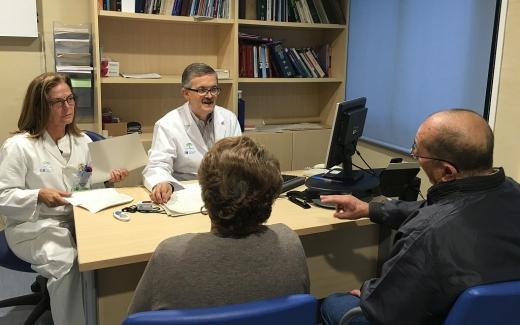 Unidad de Enfermedades Respiratorias del Hospital Regional de Málaga