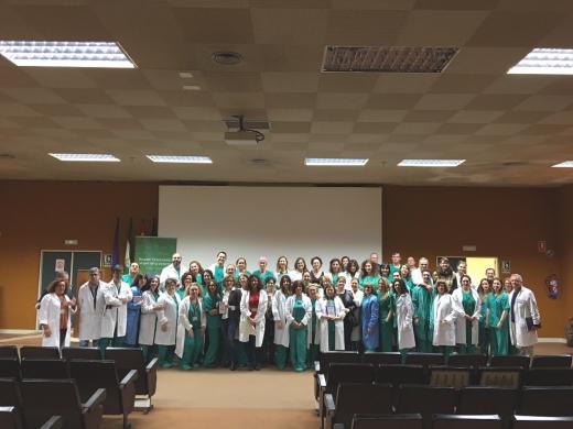 Equipo Profesional de Anestesia y Reanimación