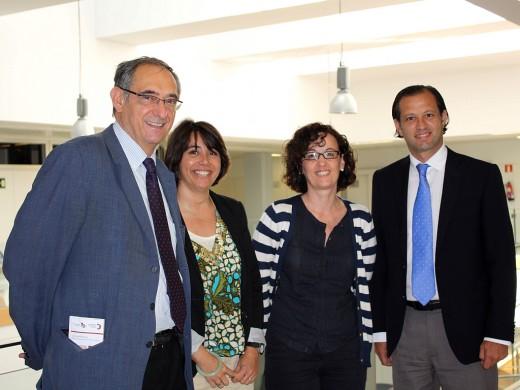 El cardiólogo Fernando Cabrera junto a otros especialistas han coordinado