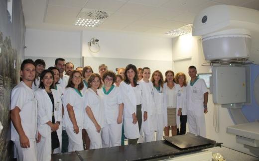 Servicio de Oncología Radioterápica del Hospital Virgen de la Victoria