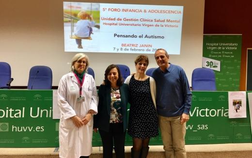Profesionales andaluces del ámbito de la salud, asuntos sociales, educación