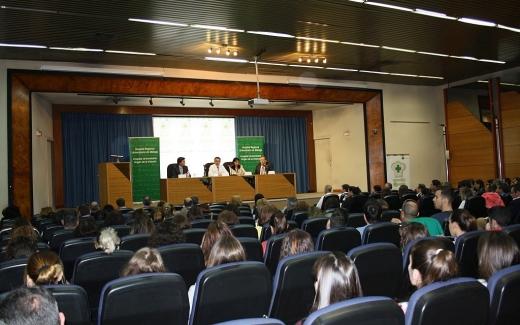 I Jornada de Alimentación que organiza el Hospital Regional de Málaga