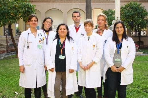Equipo de investigación de Fimabis del Síndrome X Frágil