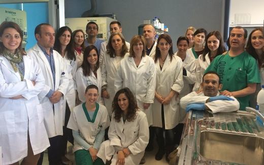 Laboratorio de Investigación Biomédica del Instituto de Investigación Biomédica