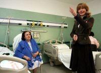 Los pacientes mayores encamados son más proclives a padecer úlceras