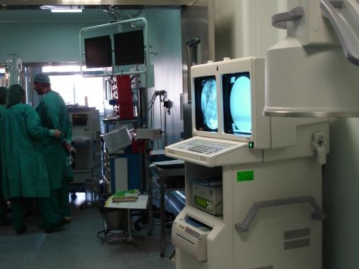 Quirófano de Angiología y Cirugía Vascular