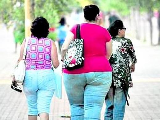 La obesidad suele ser el detonante de la diabetes y de otras patologías