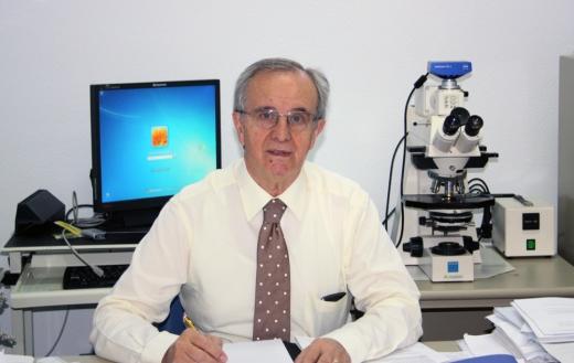 El especialista y catedrático de Anatomía Patológica, Alfredo Matilla