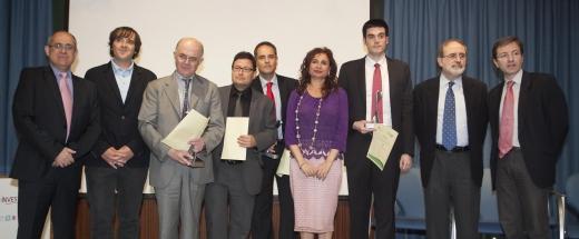 La consejera de Salud, durante la entrega de premios que se realizó en Málaga