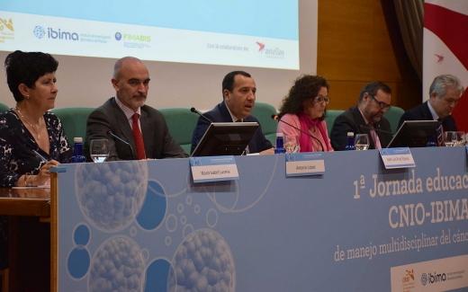 Presentación oficial del convenio CNIO-IBIMA–FIMABIS