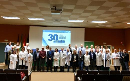 El Hospital Virgen de la Victoria prepara una serie de actividades conmemorativa