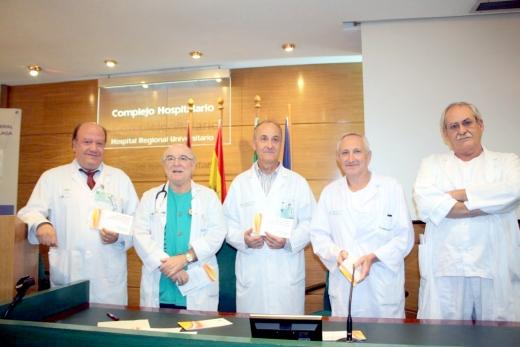 Acto de presentación de una nueva Guía de Tratamiento Antimicrobiano Empírico