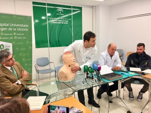 Presentación del curso de Rehabilitación Protésica en Laringectomía Total