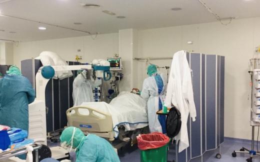 El Hospital Virgen de la Victoria refuerza su personal
