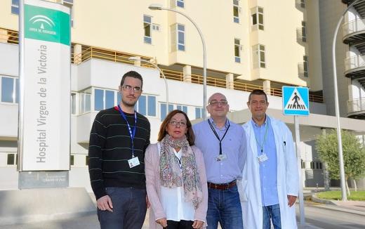 El Hospital Virgen de la Victoria reevalúa con éxito la calidad de su portal web