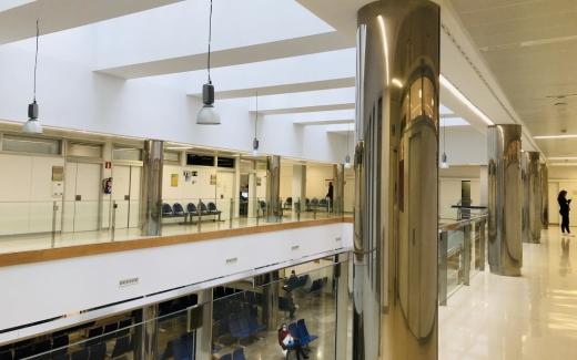 Hospital Virgen de la Victoria