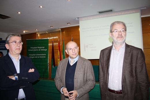Reunión de investigadores de la Red de Trastornos Adictivos