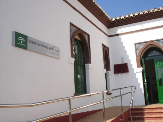 Unidad de Salud Mental Infanto-Juvenil ubicada en el Hospital Marítimo