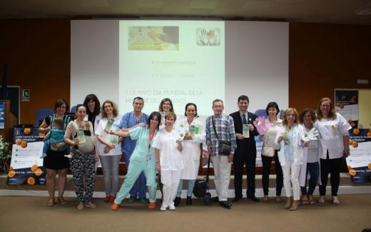 El Hospital Virgen de la Victoria se suma a la campaña de la OMS