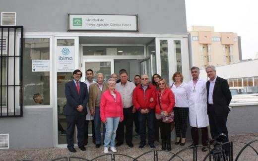 Los hospitales públicos de Málaga, IBIMA-CNIO, y la Fundación Cris