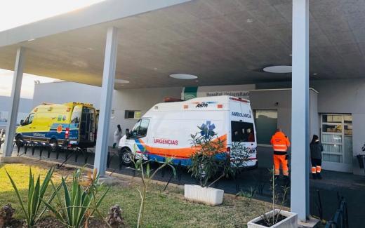 El Hospital Virgen de la Victoria viene reforzando su servicio de Urgencias