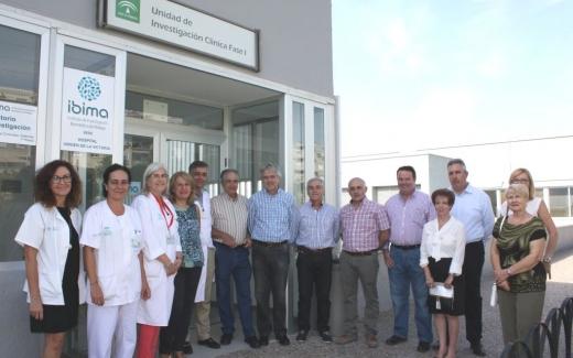 FIMABIS recibe de Archidona Actúa 11.000 euros para el apoyo a la investigación