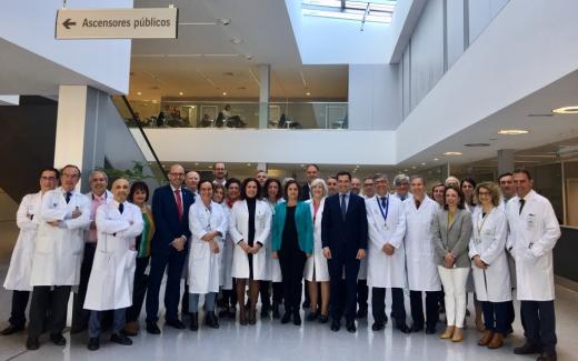 El Hospital Valle del Guadalhorce pone al cien por cien sus quirófanos