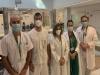 El Hospital Virgen de la Victoria inicia un proyecto piloto con terapia grupal