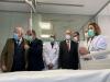 Los consejeros de la Presidencia y Salud y Familias inauguran las obras