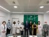 Profesionales participantes de la XX Comisión de Participación Ciudadana